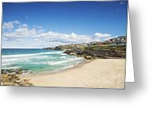 Tamarama Beach Beach In Sydney Australia Greeting Card