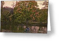 Tammy's Pond Greeting Card