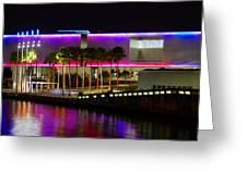 Tampa Museum Of Art In Hdr Greeting Card