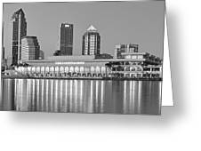 Tampa Panorama Greeting Card