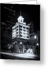 Tampa's Old City Hall Greeting Card