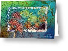 Tangs Trio Greeting Card