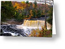 Taquamenon Falls IIi Greeting Card