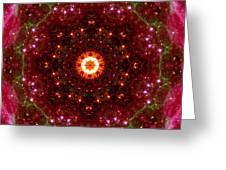 Tarantula Nebula II Greeting Card