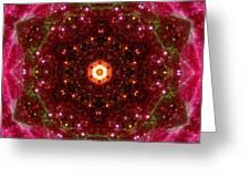 Tarantula Nebula IIi Greeting Card