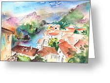 Tarascon Sur Ariege 02 Greeting Card