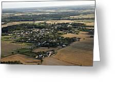 Targé, Vienne Greeting Card