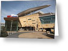 Target Field - Minnesota Twins Greeting Card by Frank Romeo