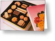 Tasty Treats Greeting Card