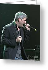 Taylor Hicks Greeting Card