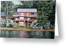 Taylor House Greeting Card