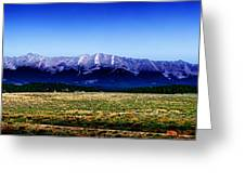 Taylor Park - Colorado Greeting Card