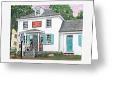 Taylorsville Store Greeting Card