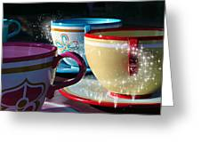 Tea For You Greeting Card