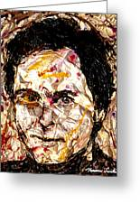 Ted Bundy Electric Greeting Card