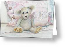 Teddy Friend Greeting Card