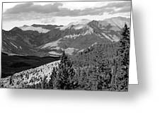 Telluride Backcountry Greeting Card