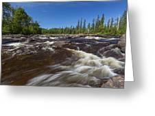 Temperance River 1 Greeting Card
