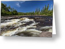 Temperance River 3 Greeting Card