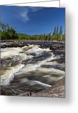Temperance River 4 Greeting Card