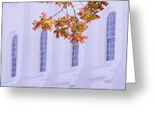 Temple Accent Greeting Card