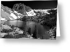 Temple Crag Greeting Card