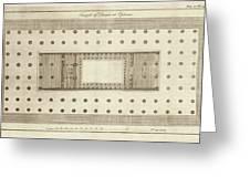 Temple Of Diana At Ephesus Greeting Card