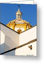 Templo De La Merced Guadalajara Mexico Greeting Card