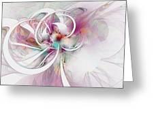 Tendrils 07 Greeting Card