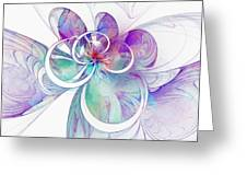 Tendrils 10 Greeting Card