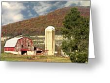 Tennessee Barn 2 Greeting Card