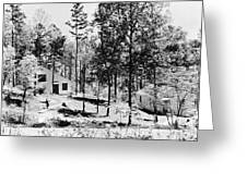 Tennessee Housing, C1935 Greeting Card