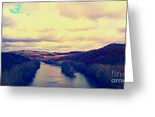 Tennessee Landscape Greeting Card