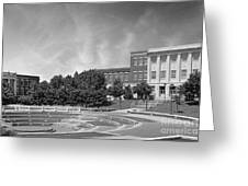 Tennessee State University Averitte Amphitheater Greeting Card by University Icons