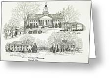 Tennessee Technological University Greeting Card