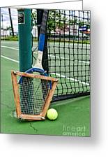 Tennis - Tennis Anyone Greeting Card