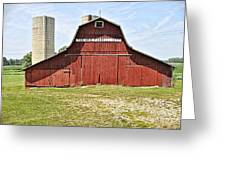 Ter-aine Farm Greeting Card