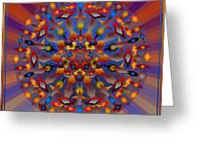 Tesserae 2012 Greeting Card