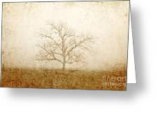 Test Of Time Greeting Card
