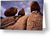 Texas Canyon Gnomes Greeting Card