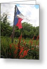 Texas Glory Greeting Card
