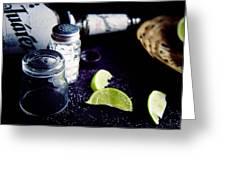 Texas Tequila Slammer 02 Greeting Card
