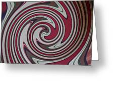 Texture In Color Greeting Card