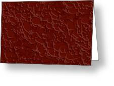 Textured Wall Greeting Card