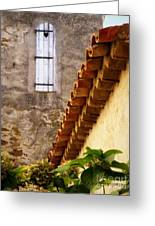 Textures In A Provence Village Greeting Card