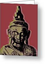 Thai Buddha #1 Greeting Card