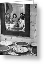Thanksgiving, 1940 Greeting Card