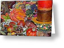 Thanksgiving Remembrance Greeting Card