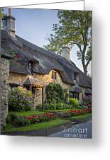 Thatched Roof - Cotswolds Greeting Card