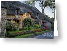 Thatched Roof Greeting Card